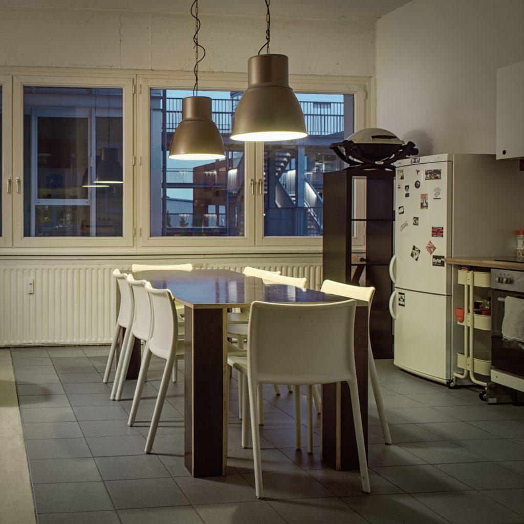 Jaffestudio vollausgestattete Küche
