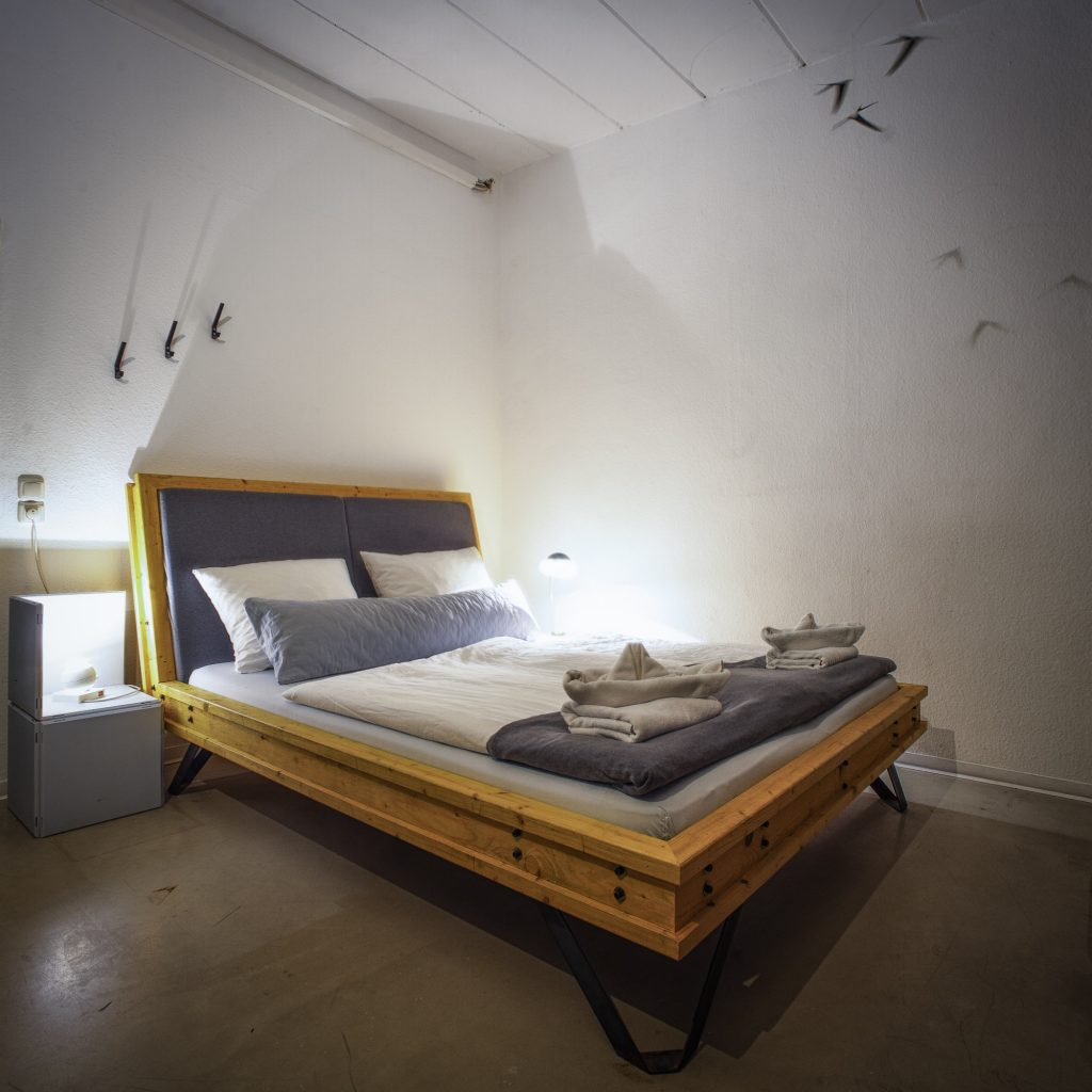 Studio 2 Doppelbett