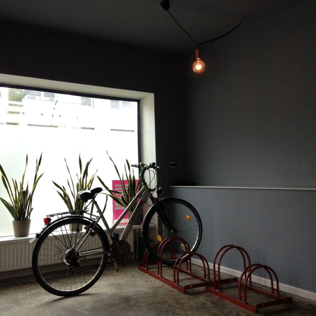Schlupfwinkel Fahrradpension