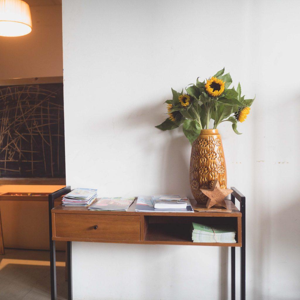 Jaffestudio Info-Tisch