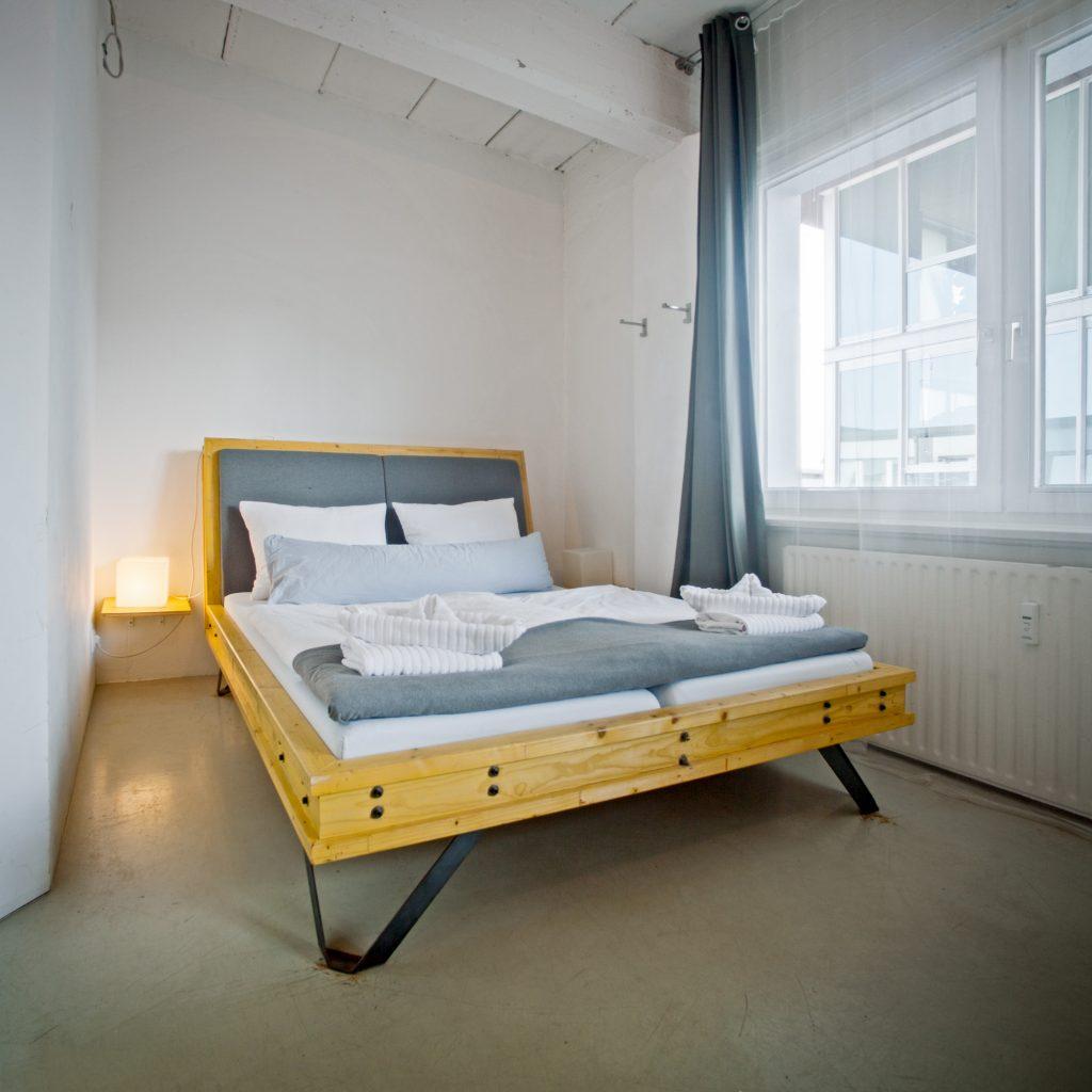 Studio 1 Drei-Bett-Zimmer