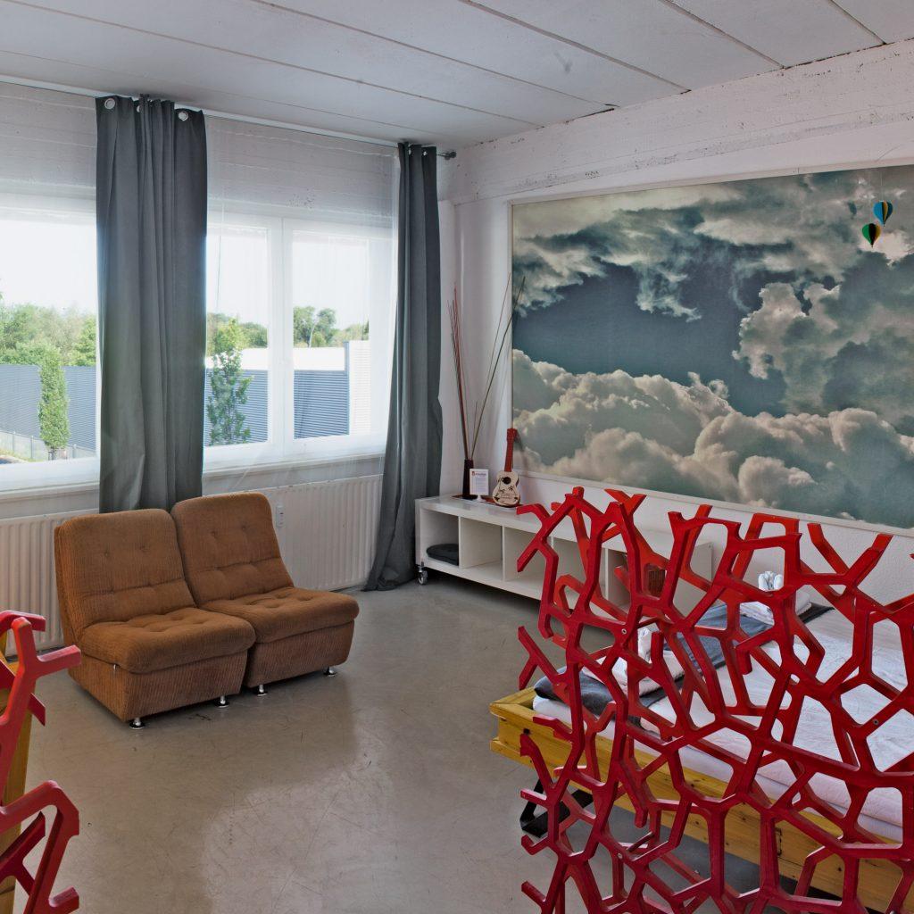 Studio 3 Drei-Bett-Zimmer